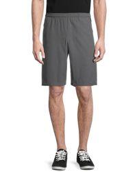Spyder - Men's Drawstring Bermuda Shorts - Charcoal - Size S - Lyst