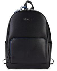 Robert Graham Cezanne Faux Leather Backpack - Black