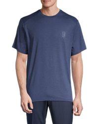 PGA TOUR Regular-fit T-shirt - Blue
