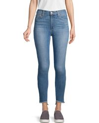 Joe's Jeans Brielle High-rise Skinny Ankle Jeans - Blue