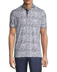 Greyson Men's Packs & Parks Polo Shirt - Ash - Size Xl - Multicolour