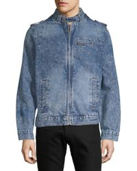 Members Only - Iconic Denim Jacket - Lyst
