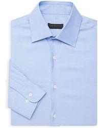 Ike Behar - Classic Dress Shirt - Lyst