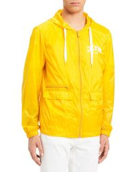 Calvin Klein - Team Ck Windbreaker Jacket - Lyst