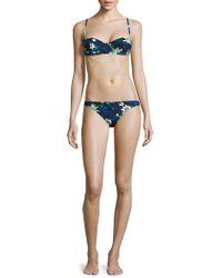 Proenza Schouler - Jungle Print Two-piece Bikini - Lyst