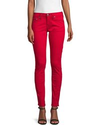 True Religion Skinny-fit Jeans - Red
