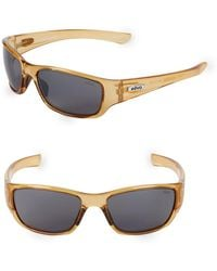 Revo - 59mm Wrap Sunglasses - Lyst