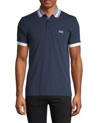 BOSS by Hugo Boss Polo shirts for Men - Up to 72% off at Lyst.com.au