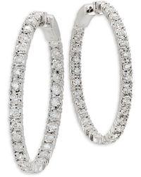Ava & Aiden Cubic Zirconia Rosetone Crisscross Bracelet - Multicolor