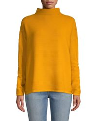 French Connection High Neck Jumper - Red