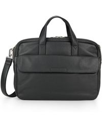 Marc By Marc Jacobs - Robbie Leather Briefcase - Lyst