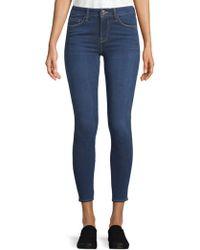 Genetic Denim - Elle Cropped Jeans - Lyst