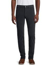 Greyson Men's Armonk Five-pocket Trousers - Shepherd - Size 32 32 - Multicolour