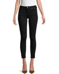 PAIGE Verdugo Ankle Jeans - Black