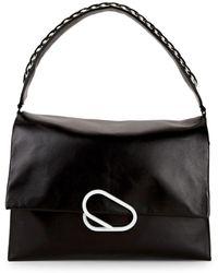 3.1 Phillip Lim - Alix Leather Flap-top Shoulder Bag - Lyst
