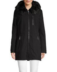 94b0b7968af6 Lyst - Women s Calvin Klein Fur coats On Sale