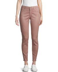 AG Jeans - Sateen Legging Ankle Jeans - Lyst
