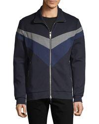 Antony Morato Full-zip Jacket - Blue