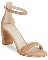 Kenneth Cole - Lex Open Toe Block-heel Sandals - Lyst