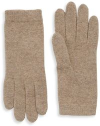 Portolano - Cashmere Gloves - Lyst