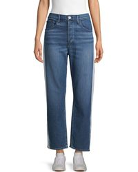 3x1 Straight-leg Ankle Jeans - Blue