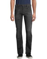 DIESEL Zatiny Bootcut Jeans - Black