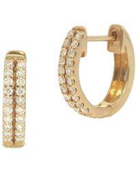Ippolita 14k Yellow Gold Unicorn Stud Earrings - Multicolour