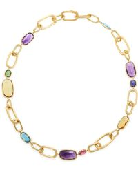 Marco Bicego - 18k Gold Link Necklace - Lyst