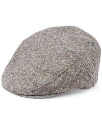 c07cc2d36 Collection Tweed Ivy Cap With Ear Flaps - Gray