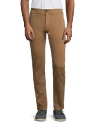 Madewell Penn Slim-fit Chino Trousers - Brown