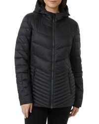 Pajar Women's Sunnybrooke Packable Puffer Jacket - Black - Size M