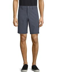 J.Lindeberg - Classic Textured Shorts - Lyst