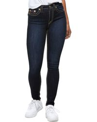 True Religion Halle High-rise Jeans - Blue