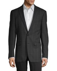 Calvin Klein Slim-fit Tuxedo - Black