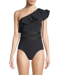 6 Shore Road By Pooja Solstice One-piece - Black