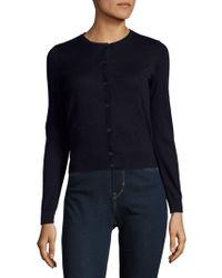 Carven - Button-front Cotton Jacket - Lyst