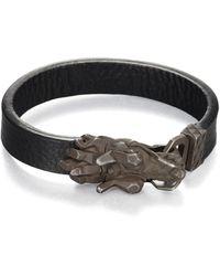 John Hardy Dragon Head Bracelet - Multicolour
