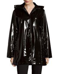 Jane Post - Princess Raincoat With Detachable Hood - Lyst