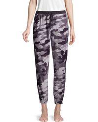 DKNY Camouflage Pyjama Trousers - Grey
