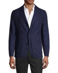 Bonobos Slim-fit Cardigan Blazer - Blue