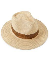 Hat Attack Women's Strand Rancher Hat - Tobacco - Brown