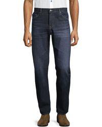 AG Jeans Straight-leg Jeans - Blue