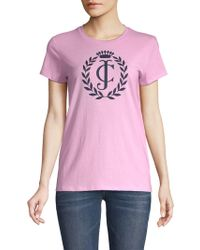 Juicy Couture - Graphic Short-sleeve Tee - Lyst
