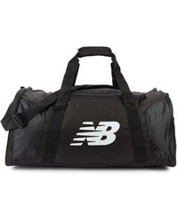New Balance Player Duffel - Black
