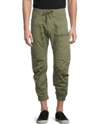 G-Star RAW Men's Powel Qane 3d Straight Pants - Black - Size 30 32