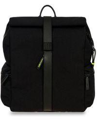 Bric's - Moleskine Rolltop Backpack - Lyst