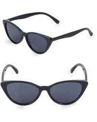 Fantaseyes - 23mm Butterfly Sunglasses - Lyst