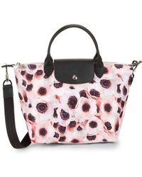 3237ebb77b Lyst - Longchamp Large Classic Le Pliage Tote Bag