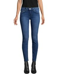 True Religion Super Skinny Jeans - Blue