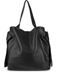 Vince Camuto Women's Leather Tote - Java - Black